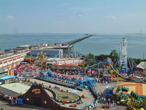 seaside cottage holidays - Southend Essex
